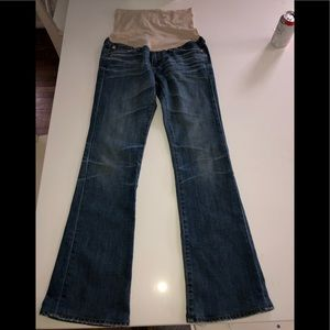 A pea in the pod adriano goldschmied jeans 28 blue